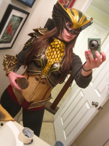 hawkgirl costume 1