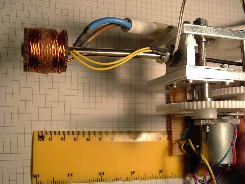 induction heated diy extruder 3d printing 1