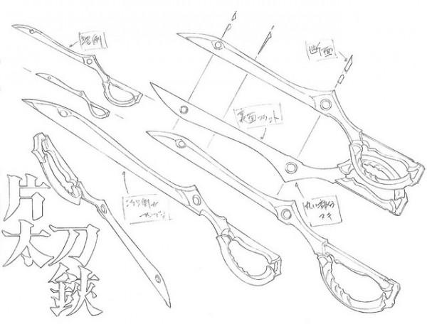kill la kill scissor blade 2
