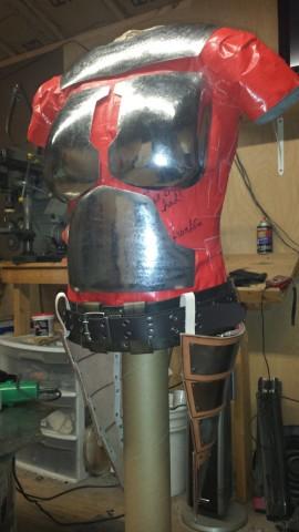 mando armor 1