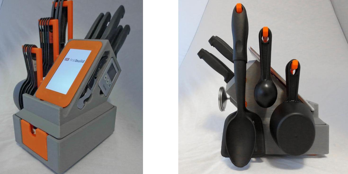 All-in-One Kitchen Countertop Device « Adafruit Industries ...