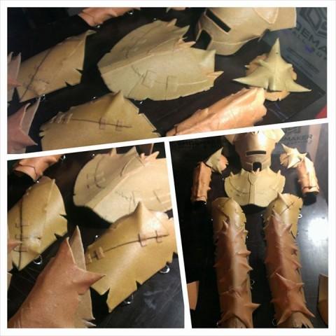 uruk-hai armor 3