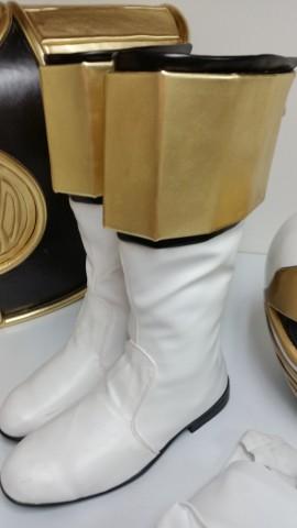 white ranger costume 4