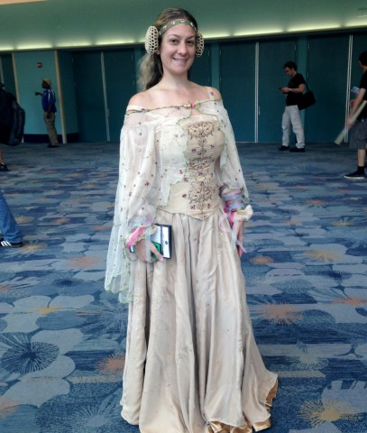 Celebration Cosplay - Padme