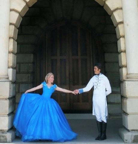 Cinderella gown 2