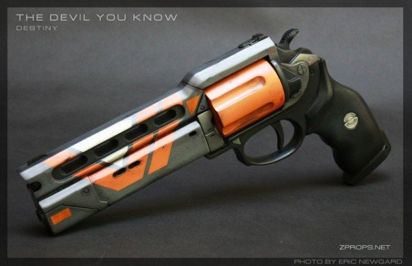 Destiny Hand Cannon build 1
