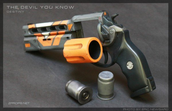 Destiny Hand Cannon build 2