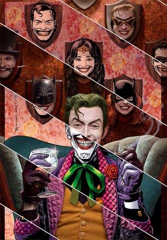 Joker cosplay 2