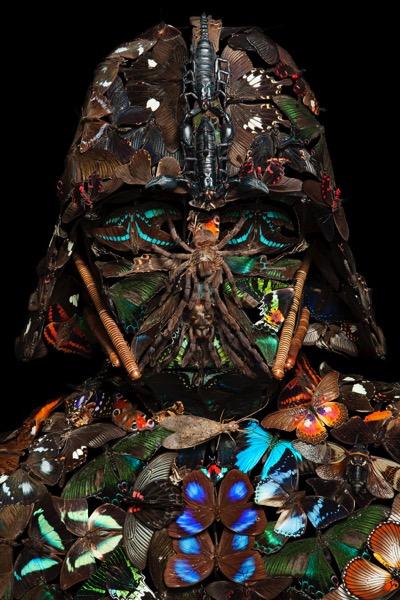 Klaus Enrique Darth Vader Black 582x873