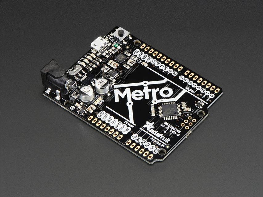 NEW PRODUCT – Adafruit METRO 328 without Headers – ATmega328