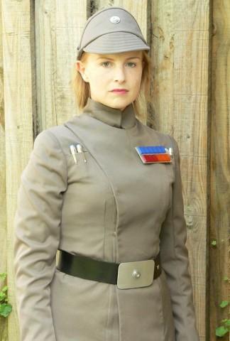 admiral daala costume 1
