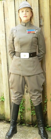 admiral daala costume 2