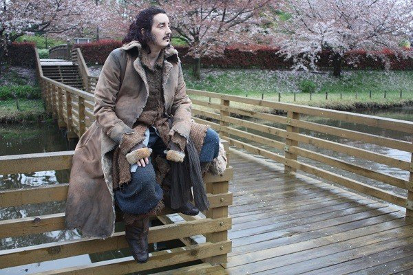 bard the bowman costume 1