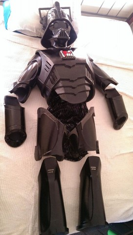 darth vader cyberman costume 1