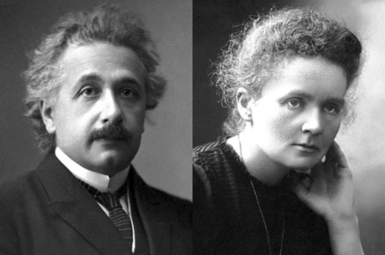 Einstein Curie