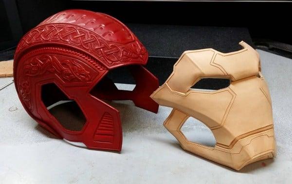 leather helmet 2