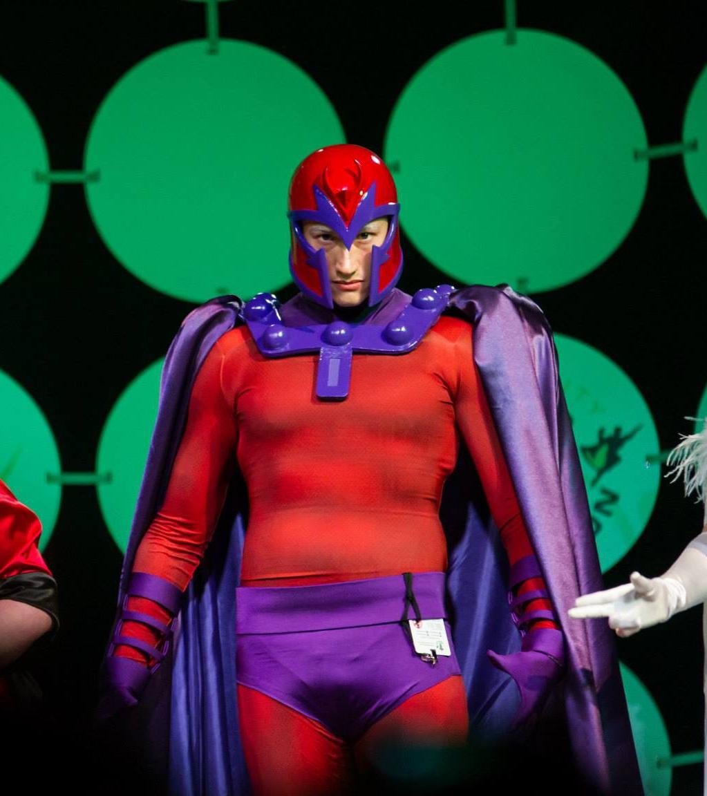 Arduino: Magnetic Magneto Costume « Adafruit Industries