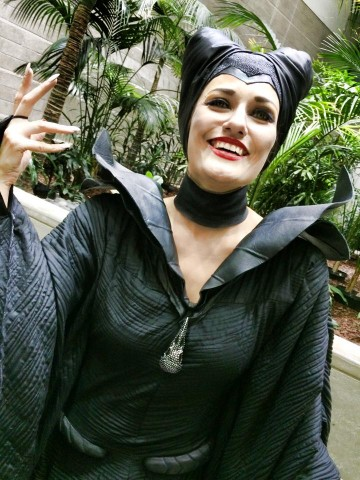 maleficent gown 2