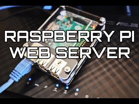Raspberry Pi Web Server Tutorial @Raspberry_Pi #piday