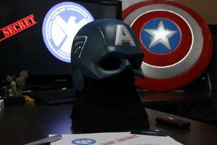 studio fractal captain america 2