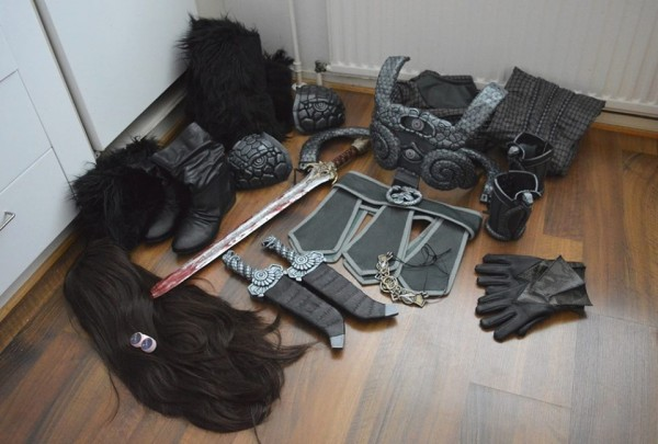 thulsa_doom_cosplay progress 3
