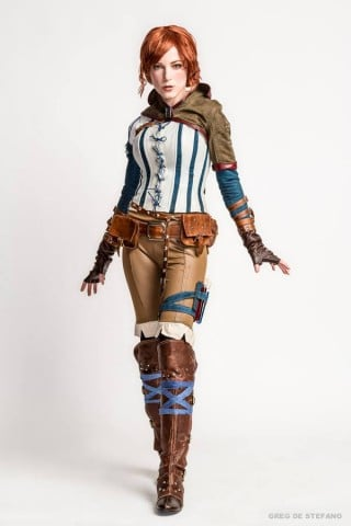 triss cosplay 1