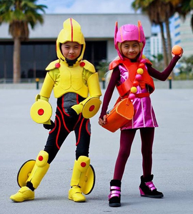 These Twins Get to Wear the Best Costumes « Adafruit ...