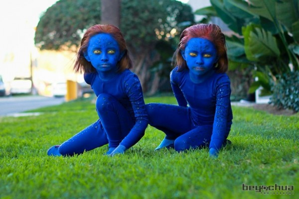 twin kid cosplay 2