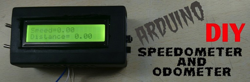 Diy speedometer and odometer tutorial « adafruit