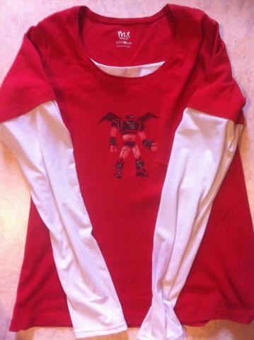 Hiro Hamada T-shirt 1