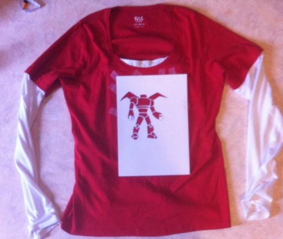 Hiro Hamada T-shirt 3