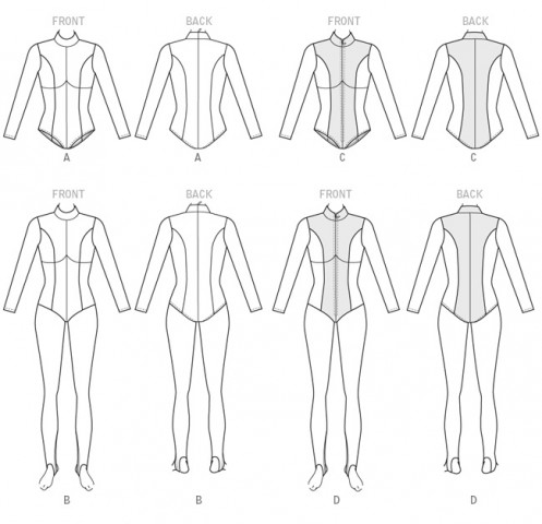 McCall's Cosplay Patterns 2