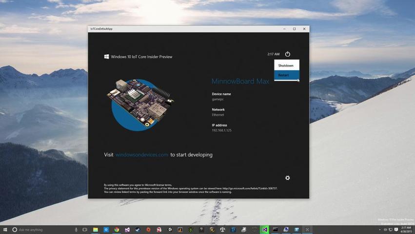 Install Windows 10 Iot On Your Raspberry Pi 2 Piday