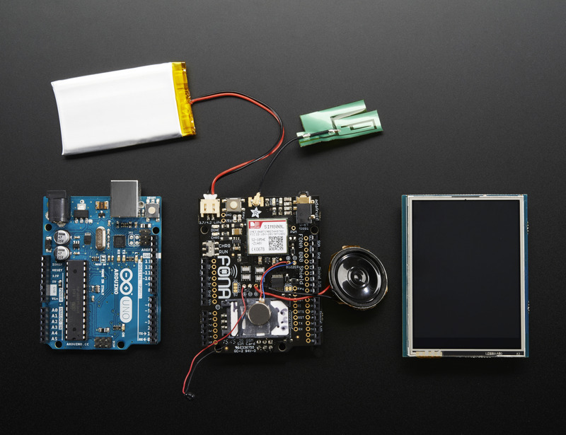 New tutorial arduin o phone arduino « adafruit