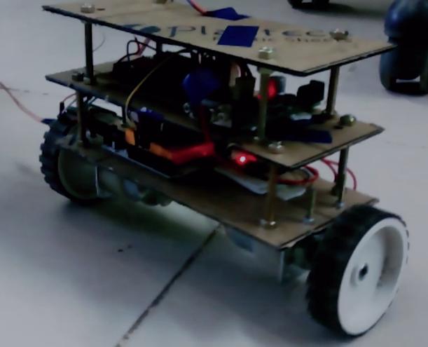 Wheel Self Balancing robot design Mechanical Design