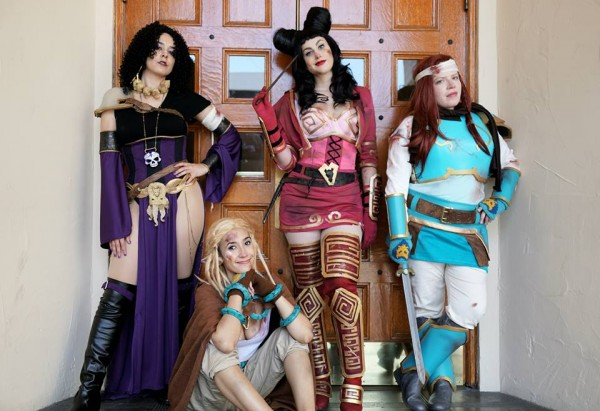 Rat Queens Hannah costume 2