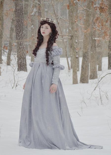 galavant inspired dress 3