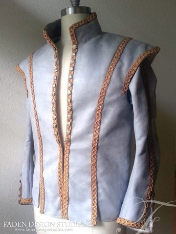 into the woods prince charming costume 1