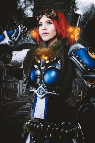 iron kingdoms costume 1