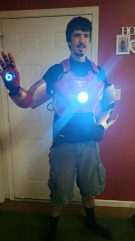 iron man armor 1