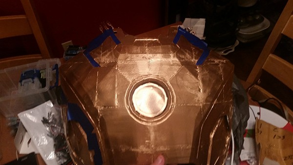 iron man armor 2