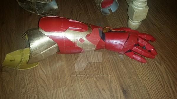 iron man armor 4