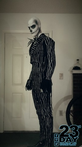 jack skellington costume 1