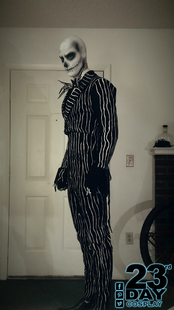 jack skellington costume - photo #21
