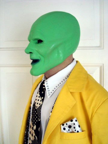 jim carrey mask costume 1