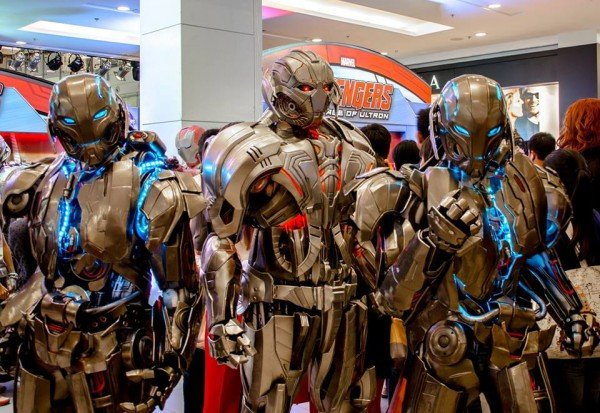 ultron cosplay 1