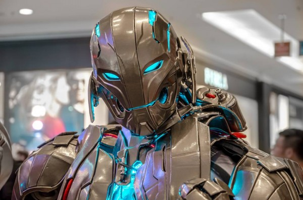 ultron cosplay 2