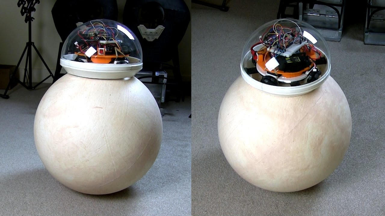 #3DPrinted Star Wars R6 Droid Part 11, Remote Hacking With