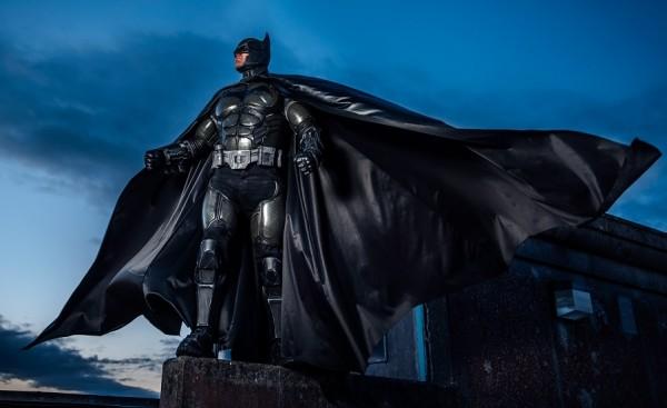 Batman Costume 1