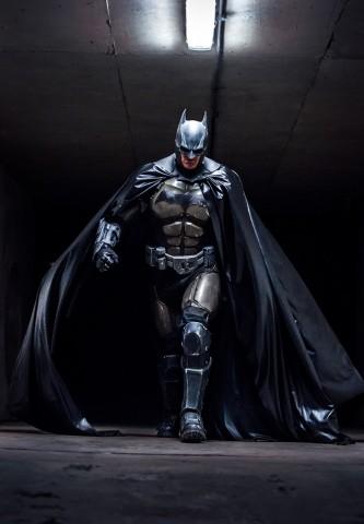 Batman Costume 2